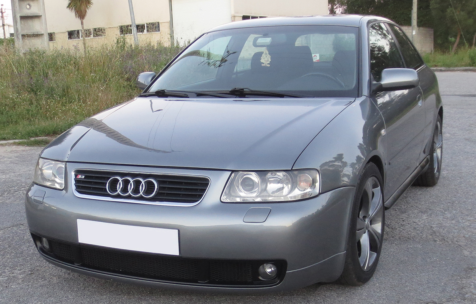 Front Bumper Audi A3 8l S3 Look Fr Bodystyling
