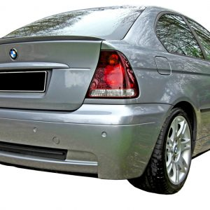 Rear Bumper Bmw 3 Series E46 Compact Pack M Look